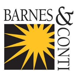 Barnes and Conti (1)